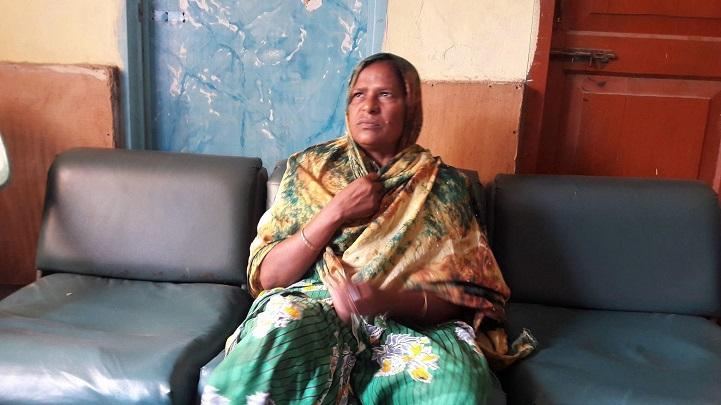 গোদাগাড়ীতে-হেরোইনসহ-নারী
