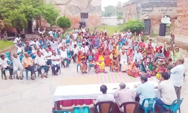 পুঠিয়ায় হিন্দু কল্যাণ ও সংস্কার কমিটির ত্রি-বার্ষিক কাউন্সিল