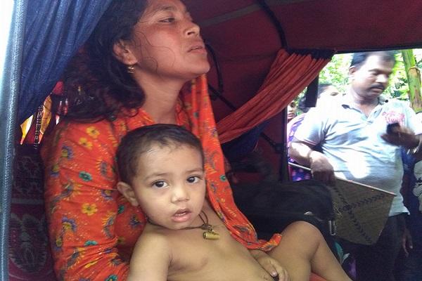 লক্ষ্মীপুরে ১০ ঘন্টার পর অপহৃত শিশু মিনহাজ উদ্ধার