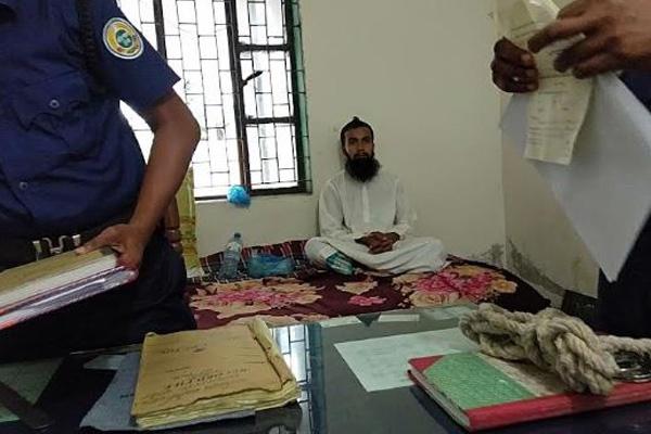 আটক কলেজ মসজিদের ইমাম আতাউর রহমান