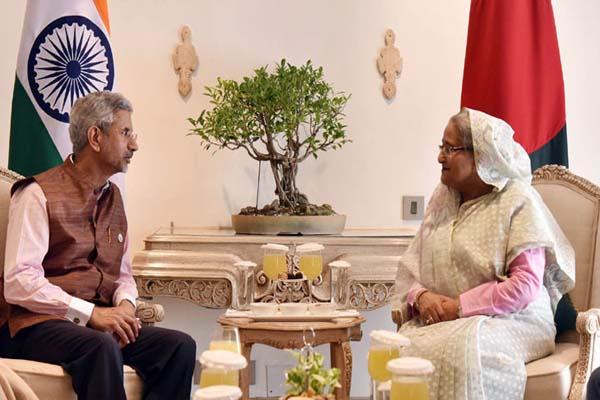 বাংলাদেশকে 'সর্বোচ্চ গুরুত্ব' দেয় ভারত: জয়শঙ্কর