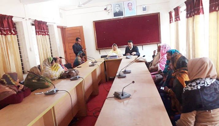আটোয়ারীতে উপজেলা নারী উন্নয়ন ফোরামের সভা অনুষ্ঠিত