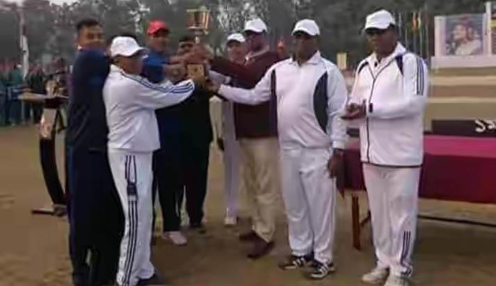 ফুলবাড়ী আন্ত:ব্যাটালিয়ন প্রতিযোগিতায় চ্যাম্পিয়ন