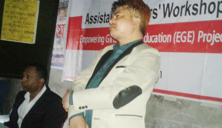 রাজারহাটে সরকারি প্রা:বিদ্যালয়ের সহকারী শিক্ষকদের ওরিয়েন্টেশন সভা