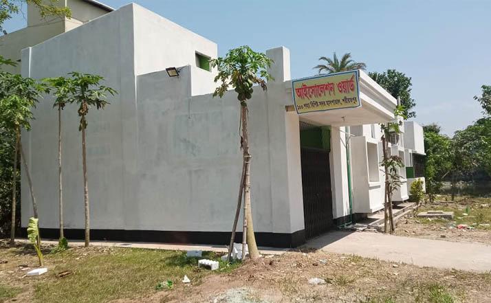 শরীয়তপুর সদর হাসপাতালের আইসোলেশনে ১ রোগীর মৃত্যু