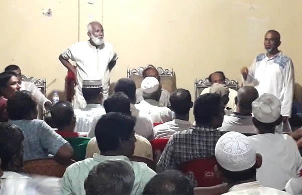 গৌরীপুরে আবুল কালাম আজাদের নির্বাচনী মতবিনিময় সভা অনুষ্ঠিত