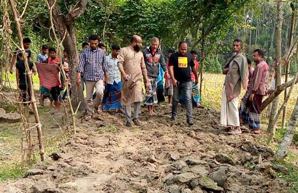 লক্ষ্মীপুরের মধ্যে আবিরনগর হবে একটি বাসযোগ্য গ্রাম: টিপু