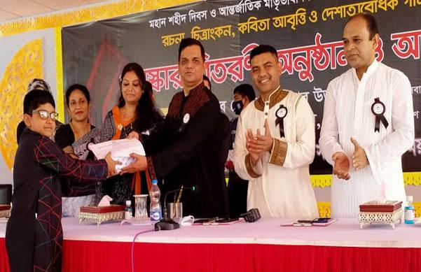 ভালভাবে বাংলা শিখার বিকল্প নেই-এসপি আহমার উজ্জামান