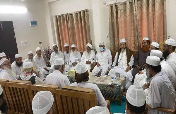 মামুনুল হকের বিয়ে 'পরিপূর্ণ শুদ্ধ': হেফাজত