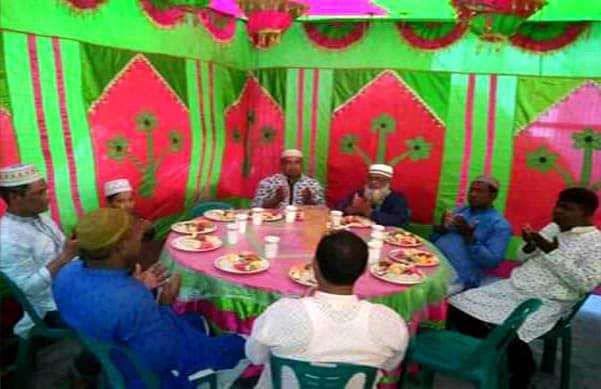 গঙ্গাচড়ায় আ'লীগ নেতার উদ্যোগে ইফতার মাহফিল