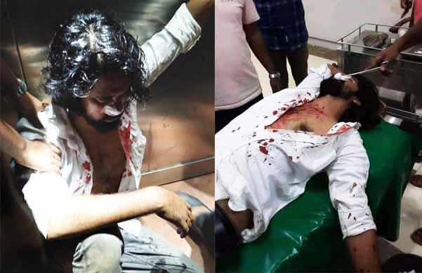 ঝিনেদার টিভির সিইও'র উপর সন্ত্রাসী হামলা!