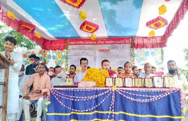 নান্দাইলে আল ফালাহ্ যুব সংঘের উদ্যোগে বার্ষিক বয়স্ক ক্রীড়া অনুষ্ঠিত