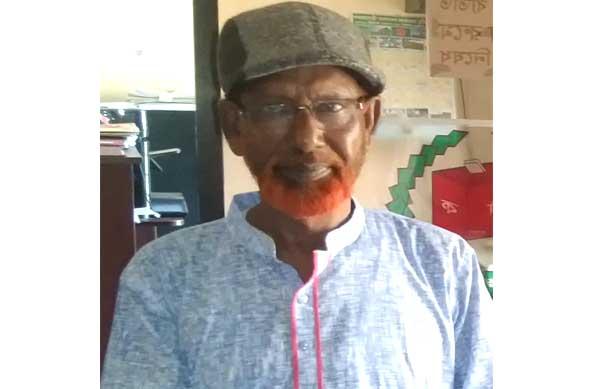 সরনজাই ইউনিয়নের উন্নয়নের রূপকার সাবেক চেয়ারম্যান মোজাম্মেল
